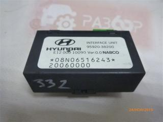Запчасть блок электронный Hyundai Sonata 2004