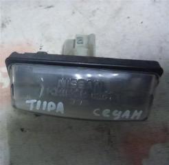 Запчасть фонарь Nissan Tiida