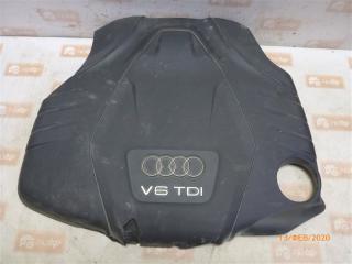 Запчасть накладка двигателя Audi A4 2010-2017