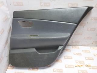 Обшивка двери задняя правая Nissan Primera 2002