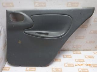 Обшивка двери задняя правая Chevrolet Lanos 2007