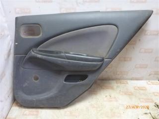 Обшивка двери задняя правая Nissan Almera 2004