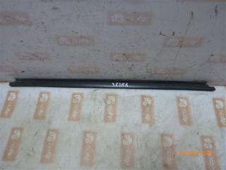Запчасть уплотнитель стекла двери бархотка задний правый Renault Logan 2008