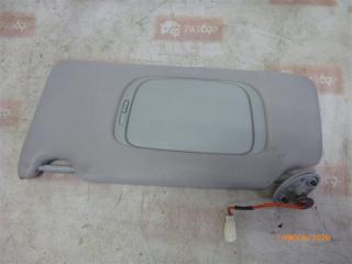 Запчасть козырек солнцезащитный задний левый Lexus RX400h 2005
