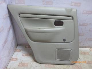 Обшивка двери задняя левая Mazda Demio 1998