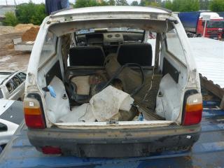 Запчасть задняя часть кузова ВАЗ 1111 1989-2008