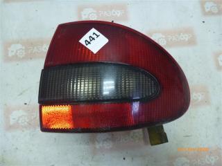 Запчасть фонарь задний правый ГАЗ 31105 2005