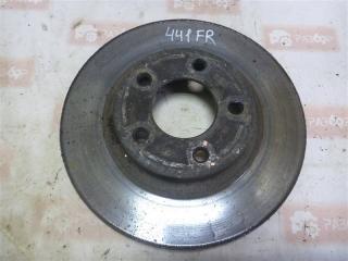 Запчасть диск тормозной передний ГАЗ 31105 2005