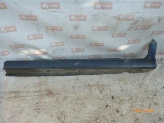 Запчасть накладка на порог передняя правая ВАЗ 2114 2003
