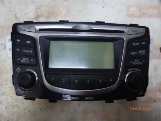 Магнитола Hyundai Solaris 2010-2014