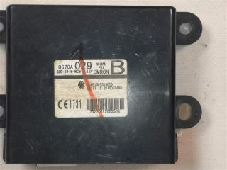 Запчасть блок электронный Mitsubishi ASX 2013