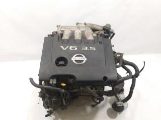 Двигатель Nissan Murano PZ50 VQ35DE 2007