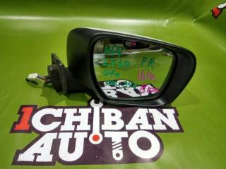 Запчасть зеркало бокового вида переднее правое MAZDA MPV 2007