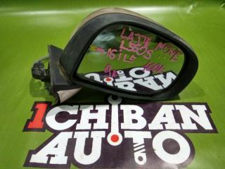 Зеркало бокового вида переднее правое DAIHATSU MOVE LATTE