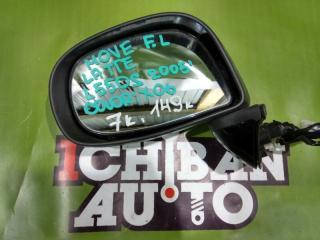 Зеркало бокового вида переднее левое DAIHATSU MOVE LATTE 2005