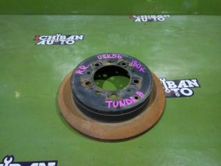 Запчасть тормозной диск задний TOYOTA TUNDRA