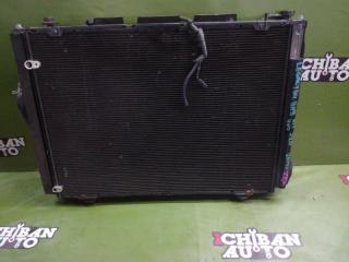Радиатор кондиционера передний SUBARU LEGACY
