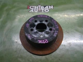 Тормозной диск задний TOYOTA HARRIER