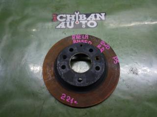 Тормозной диск задний MAZDA AXELA