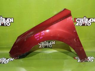 Крыло переднее левое SUBARU LEGACY 2010