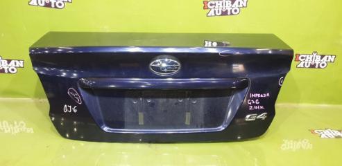 Крышка багажника SUBARU IMPREZA 2011г