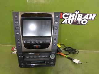 Монитор LEXUS GS350