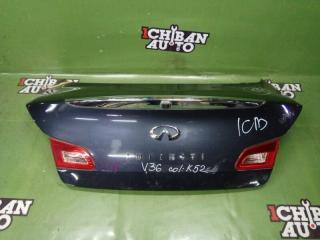 Запчасть крышка багажника INFINITI G35