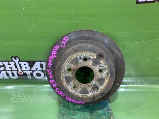 Тормозной диск задний SUBARU IMPREZA