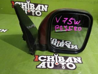 Зеркало бокового вида правое MITSUBISHI PAJERO