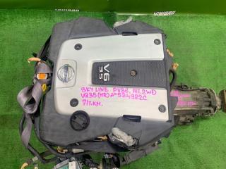 Двигатель NISSAN SKYLINE 2006