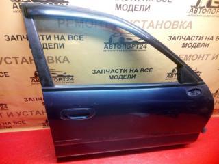 Запчасть дверь передняя правая Mitsubishi Carisma 1999-2003