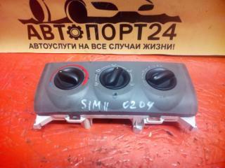 Блок управления отопителем Renault Symbol 2 2008-2012