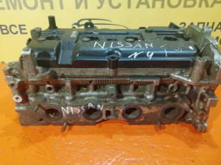 Запчасть головка блока цилиндров гбц Nissan Tiida 2001-2007