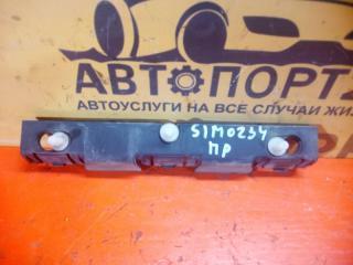Запчасть кронштейн заднего бампера Renault Symbol 1 2002-2007