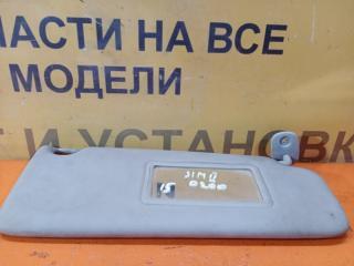 Запчасть козырек солнцезащитный передний правый Renault Symbol 2 2008-2013