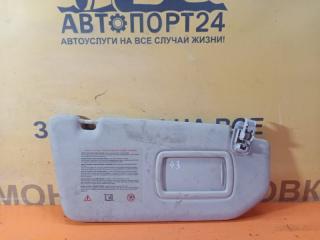 Запчасть козырек солнцезащитный передний правый Renault Scenic 3 2008-2014