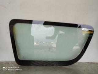 Запчасть форточка задняя левая Renault Sandero 1 2009-2014