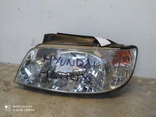 Запчасть фара передняя левая Hyundai Matrix 2004-2010