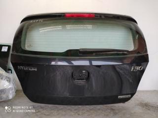 Запчасть крышка багажника задняя Hyundai i30 2007-2010