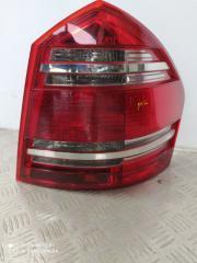 Запчасть фонарь задний наружный задний правый Mercedes GL 2006-2009
