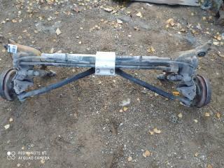 Запчасть балка задняя Peugeot 206 1998-2012