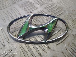 Запчасть эмблема задняя Hyundai Getz 2002-2010