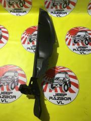 Запчасть накладка на крыло передняя левая HONDA CIVIC 2006