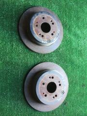 Запчасть диск тормозной задний HONDA CR-V