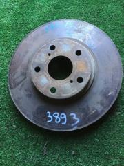 Запчасть тормозной диск передний левый TOYOTA HARRIER
