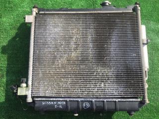 Радиатор основной Nissan Note 2012