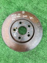 Запчасть диск тормозной передний TOYOTA WISH 2009