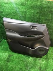 Обшивка дверей передняя левая Nissan LEAF 2013