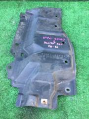 Запчасть защита двигателя передняя правая Toyota Allion 2008