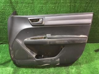 Обшивка дверей передняя правая Toyota Corolla Fielder 2014